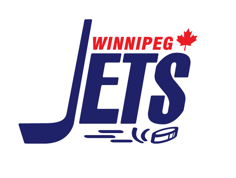 Logo Design by florianfernandez - Entry No. 260 in the Logo Design Contest Winnipeg Jets Logo Design Contest.