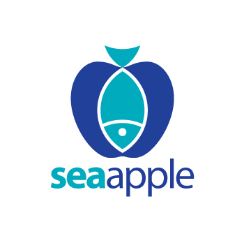 Logo Design by Desine_Guy - Entry No. 5 in the Logo Design Contest Sea Apple logo.