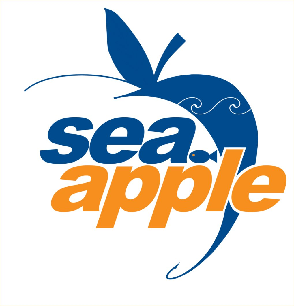 Logo Design by LLP7 - Entry No. 11 in the Logo Design Contest Sea Apple logo.