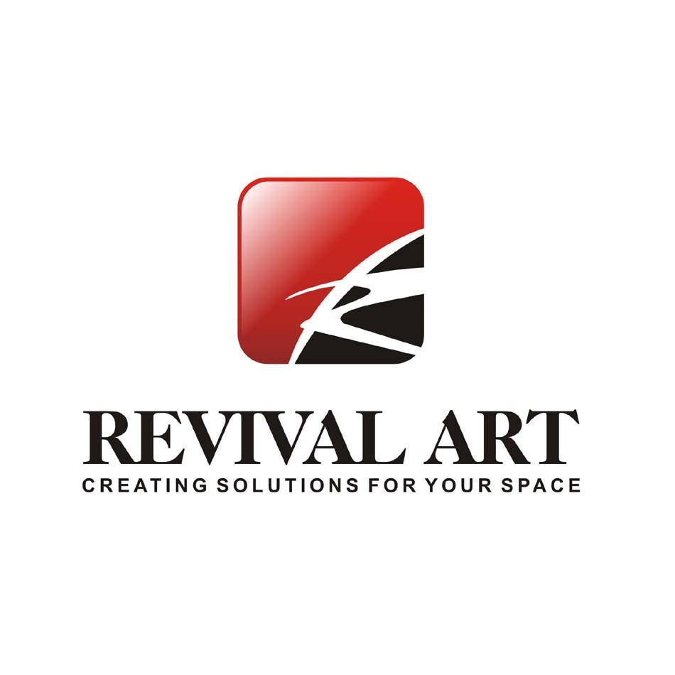 Logo Design by Heru budi Santoso - Entry No. 94 in the Logo Design Contest Revival Art.