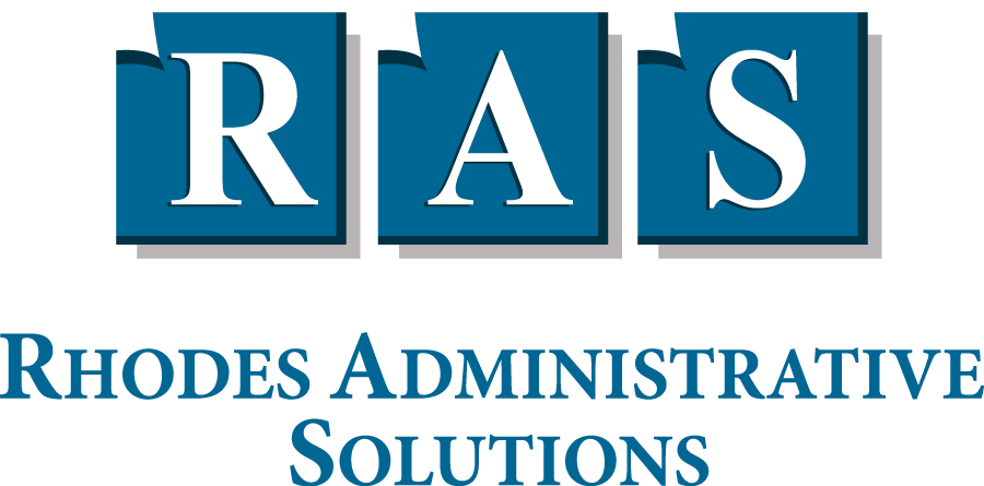 Logo Design by claireb18 - Entry No. 2 in the Logo Design Contest Rhodes Administrative Solutions.