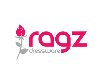 Logo Design by Desine_Guy - Entry No. 1 in the Logo Design Contest Ragz Dressware.