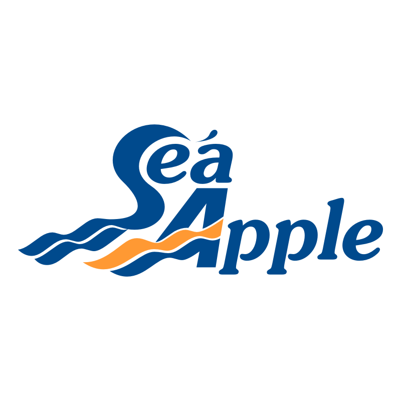 Logo Design by Rudy - Entry No. 19 in the Logo Design Contest Sea Apple logo.