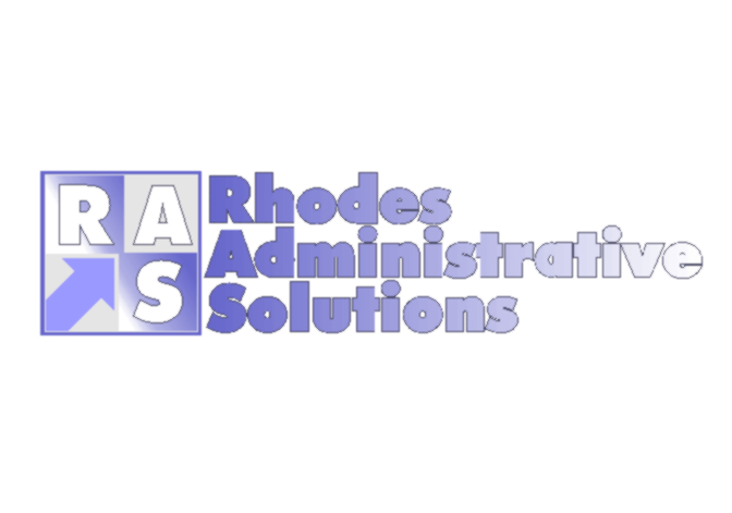 Logo Design by redscarfunion - Entry No. 4 in the Logo Design Contest Rhodes Administrative Solutions.