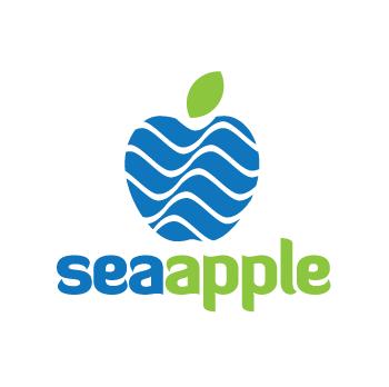 Logo Design by Desine_Guy - Entry No. 20 in the Logo Design Contest Sea Apple logo.