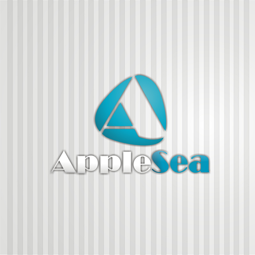 Logo Design by lestari17 - Entry No. 39 in the Logo Design Contest Sea Apple logo.