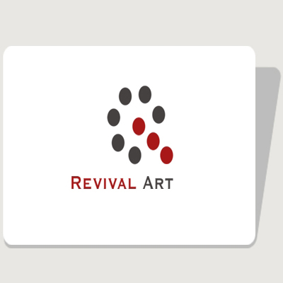 Logo Design by aeonit - Entry No. 95 in the Logo Design Contest Revival Art.