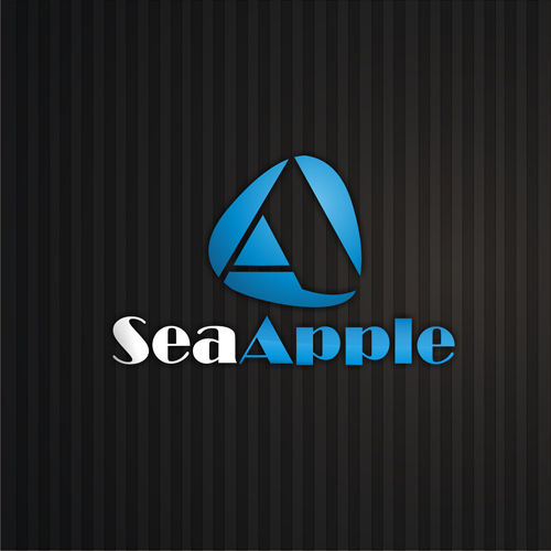 Logo Design by lestari17 - Entry No. 41 in the Logo Design Contest Sea Apple logo.