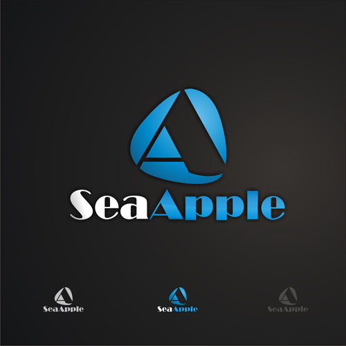Logo Design by lestari17 - Entry No. 42 in the Logo Design Contest Sea Apple logo.