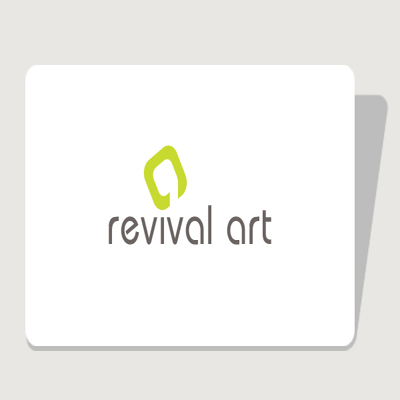 Logo Design by aeonit - Entry No. 96 in the Logo Design Contest Revival Art.