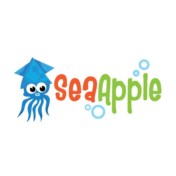 Logo Design by ianfernandez - Entry No. 47 in the Logo Design Contest Sea Apple logo.
