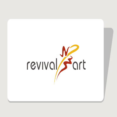 Logo Design by aeonit - Entry No. 97 in the Logo Design Contest Revival Art.