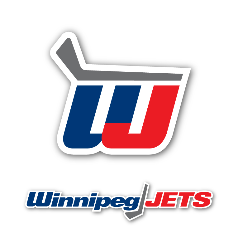 Logo Design by ianfernandez - Entry No. 280 in the Logo Design Contest Winnipeg Jets Logo Design Contest.