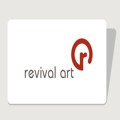 Logo Design by aeonit - Entry No. 98 in the Logo Design Contest Revival Art.