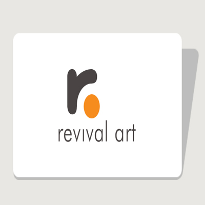 Logo Design by aeonit - Entry No. 100 in the Logo Design Contest Revival Art.