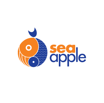 Logo Design by Desine_Guy - Entry No. 63 in the Logo Design Contest Sea Apple logo.