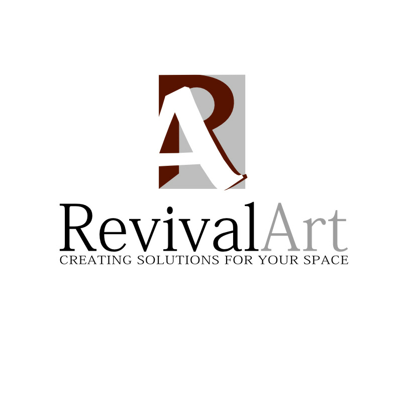 Logo Design by Private User - Entry No. 101 in the Logo Design Contest Revival Art.
