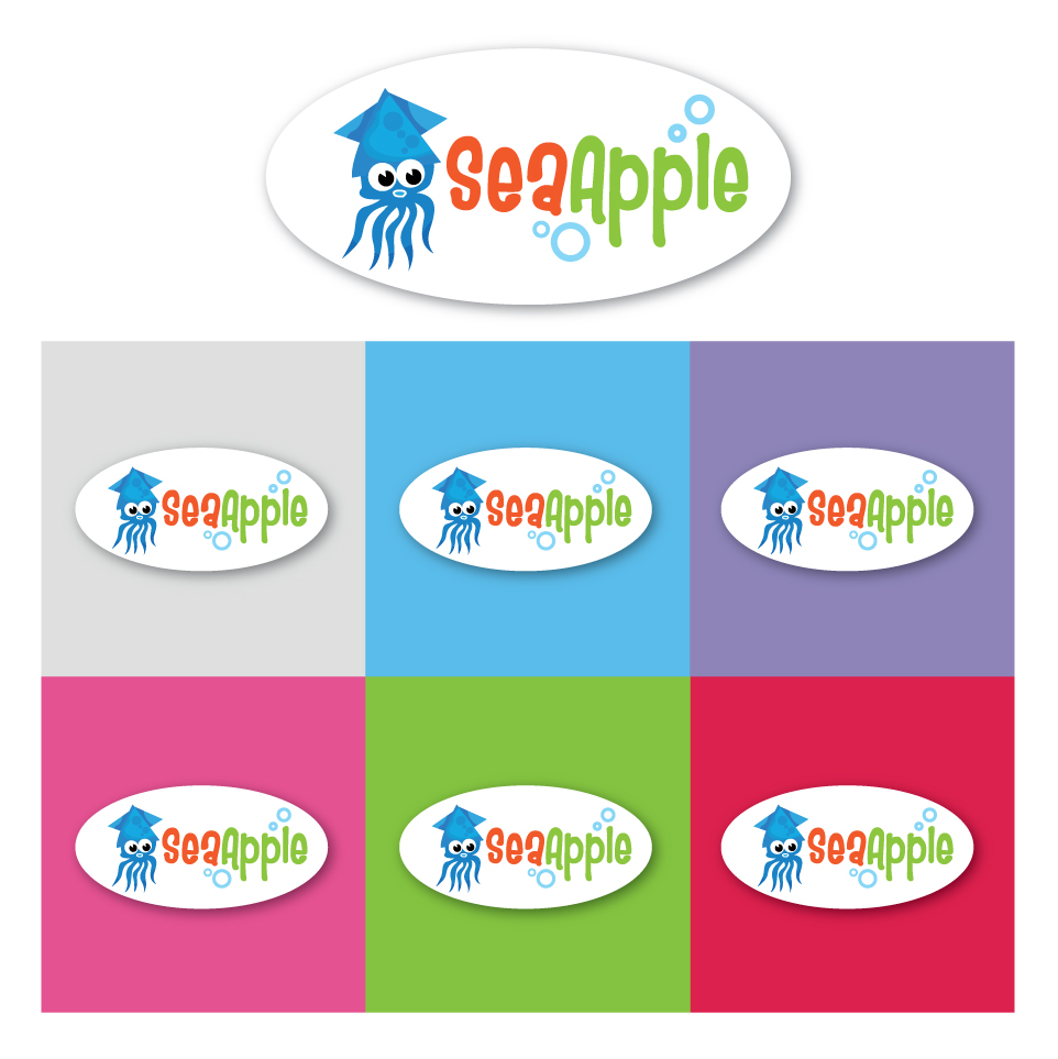 Logo Design by ianfernandez - Entry No. 64 in the Logo Design Contest Sea Apple logo.