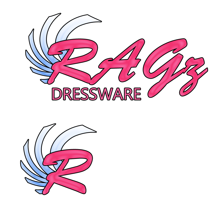 Logo Design by cappah78 - Entry No. 4 in the Logo Design Contest Ragz Dressware.