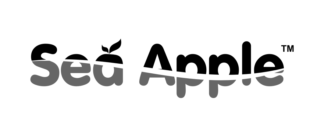 Logo Design by monza - Entry No. 76 in the Logo Design Contest Sea Apple logo.