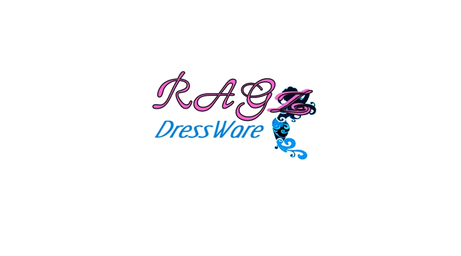 Logo Design by TCzz - Entry No. 6 in the Logo Design Contest Ragz Dressware.