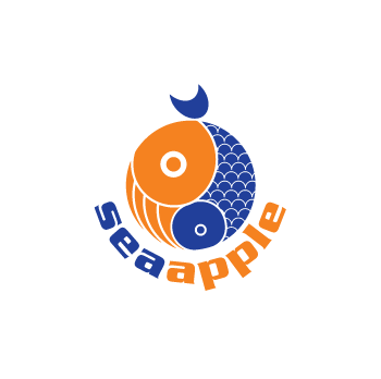 Logo Design by Desine_Guy - Entry No. 79 in the Logo Design Contest Sea Apple logo.