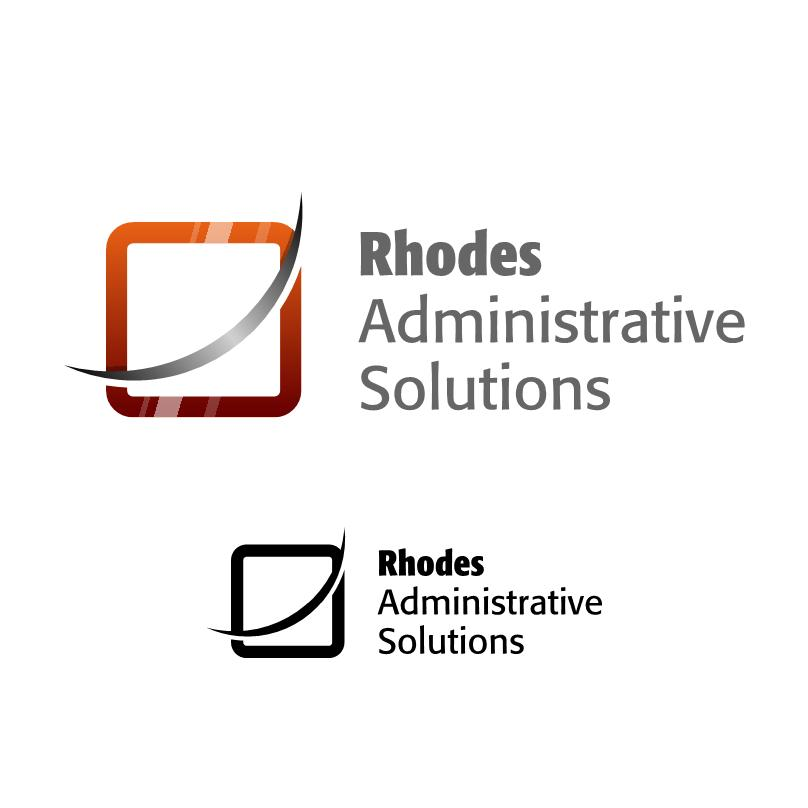 Logo Design by luvrenz - Entry No. 10 in the Logo Design Contest Rhodes Administrative Solutions.