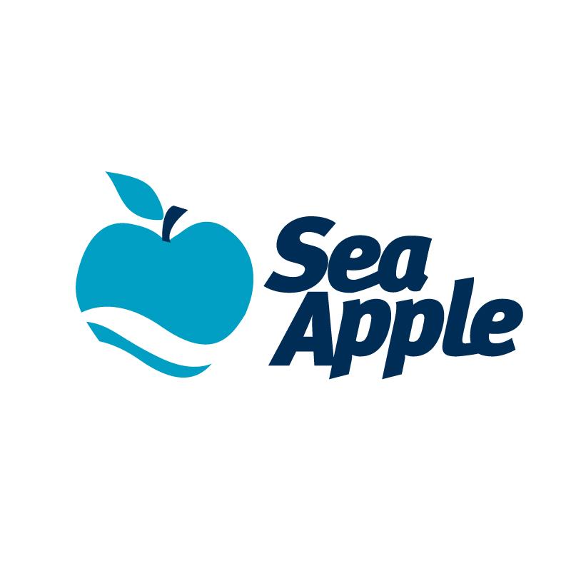 Logo Design by raylenej - Entry No. 82 in the Logo Design Contest Sea Apple logo.