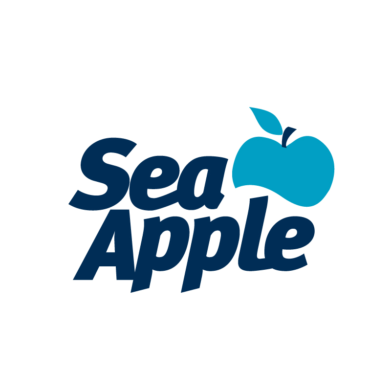 Logo Design by raylenej - Entry No. 83 in the Logo Design Contest Sea Apple logo.