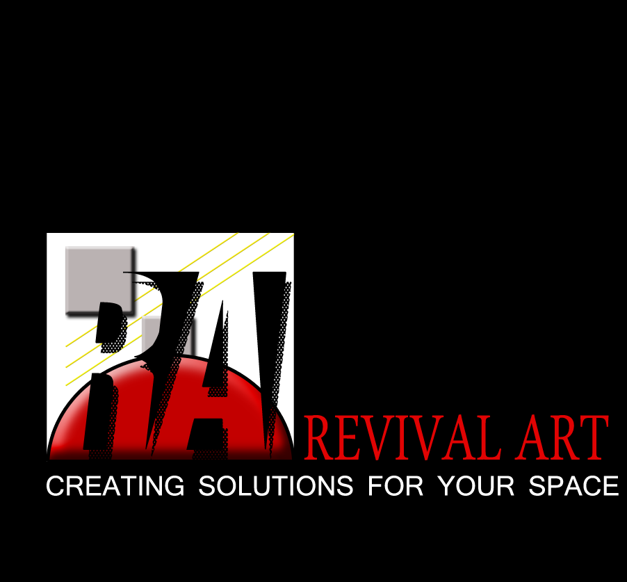 Logo Design by cappah78 - Entry No. 102 in the Logo Design Contest Revival Art.