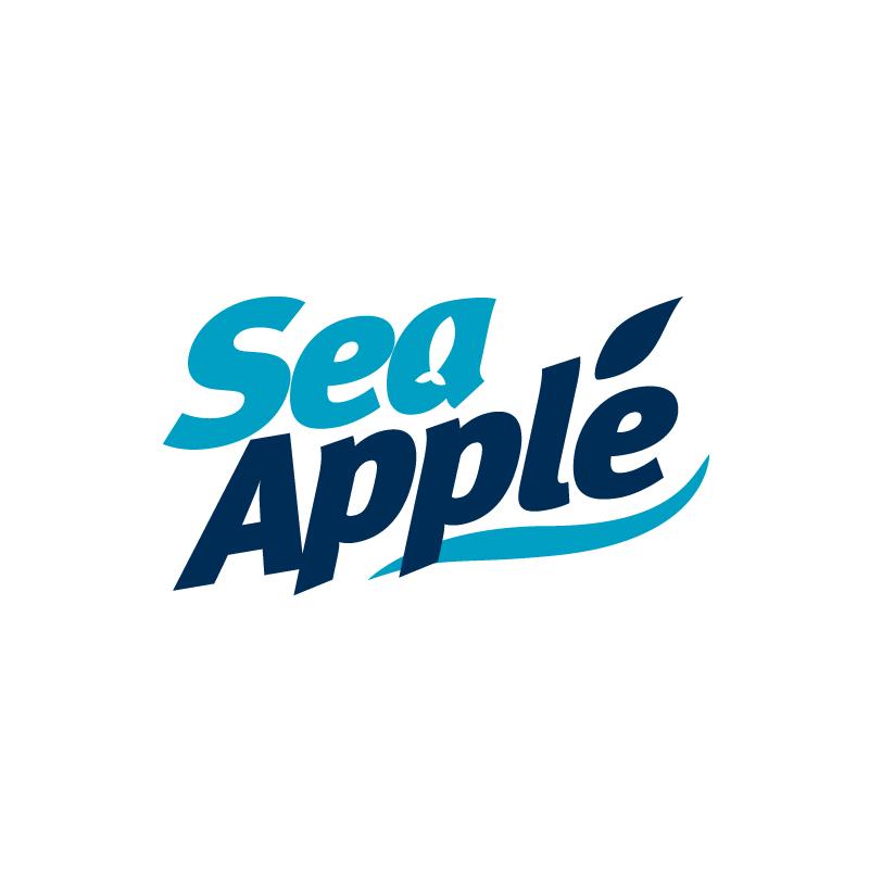 Logo Design by raylenej - Entry No. 84 in the Logo Design Contest Sea Apple logo.
