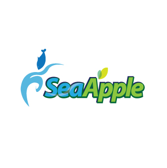 Logo Design by stormbighit - Entry No. 89 in the Logo Design Contest Sea Apple logo.