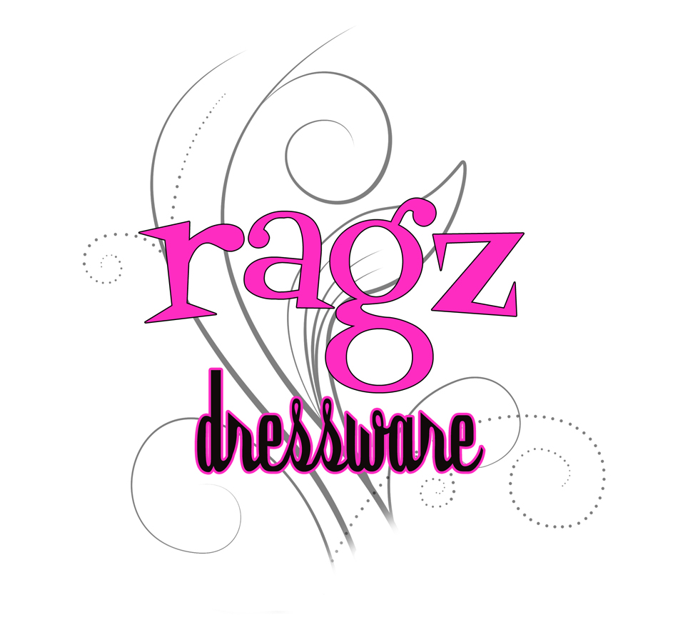 Logo Design by KrystalVisions - Entry No. 8 in the Logo Design Contest Ragz Dressware.