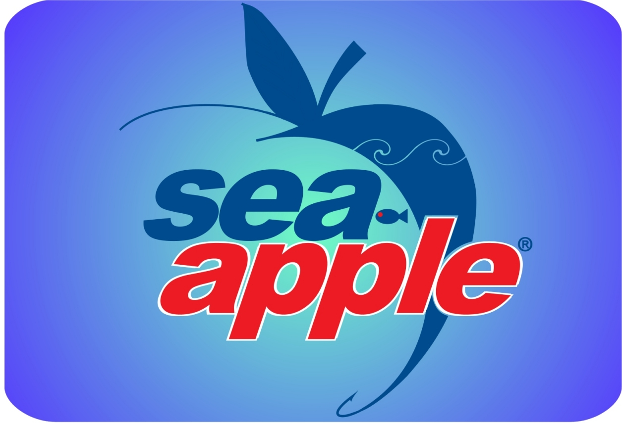 Logo Design by LLP7 - Entry No. 93 in the Logo Design Contest Sea Apple logo.