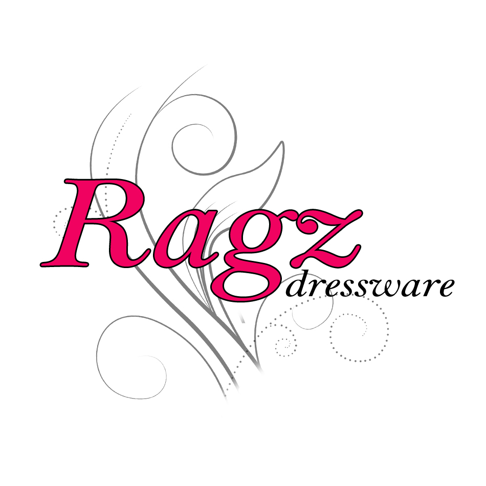Logo Design by KrystalVisions - Entry No. 9 in the Logo Design Contest Ragz Dressware.