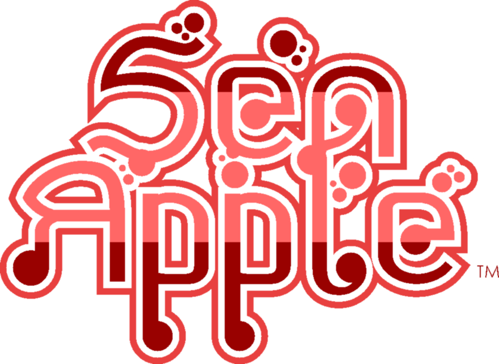 Logo Design by redscarfunion - Entry No. 100 in the Logo Design Contest Sea Apple logo.