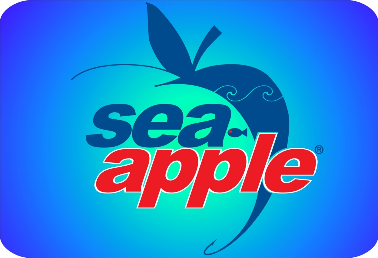 Logo Design by LLP7 - Entry No. 101 in the Logo Design Contest Sea Apple logo.