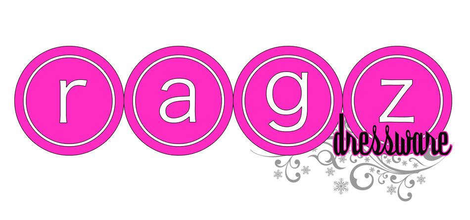 Logo Design by KrystalVisions - Entry No. 11 in the Logo Design Contest Ragz Dressware.