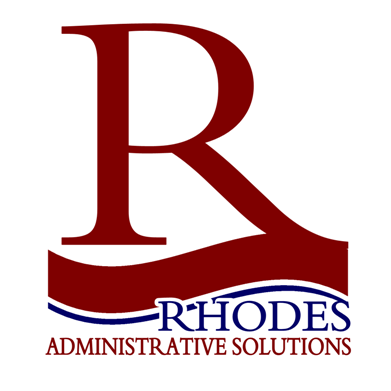 Logo Design by Michael Shaw - Entry No. 20 in the Logo Design Contest Rhodes Administrative Solutions.