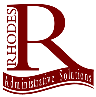 Logo Design by Michael Shaw - Entry No. 23 in the Logo Design Contest Rhodes Administrative Solutions.