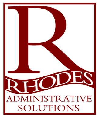Logo Design by Michael Shaw - Entry No. 26 in the Logo Design Contest Rhodes Administrative Solutions.