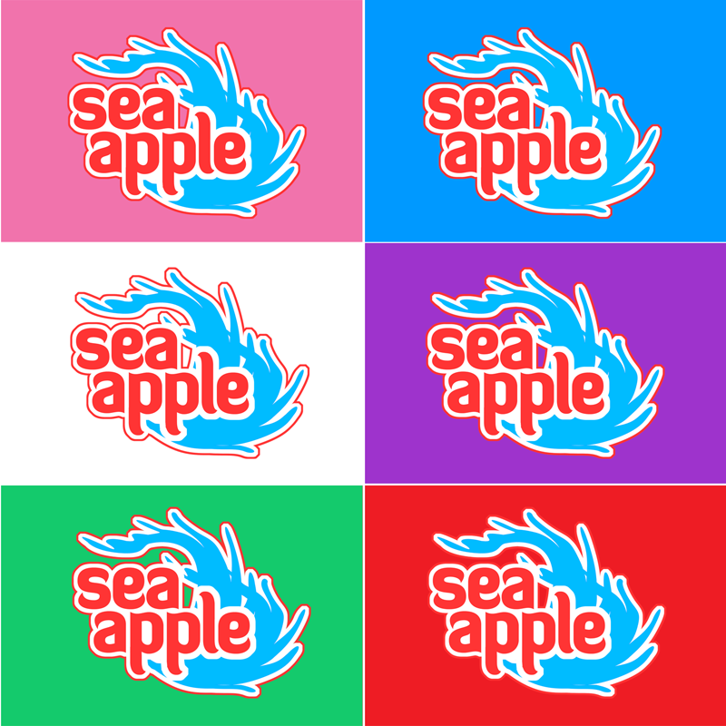 Logo Design by baligraph - Entry No. 110 in the Logo Design Contest Sea Apple logo.