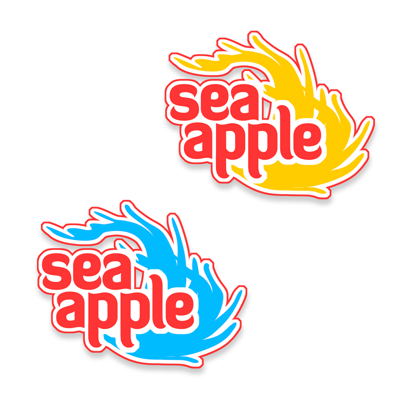 Logo Design by baligraph - Entry No. 111 in the Logo Design Contest Sea Apple logo.