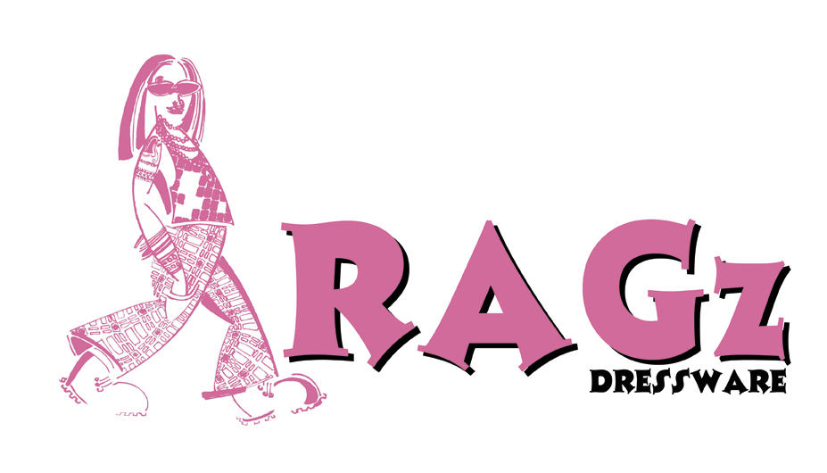 Logo Design by MindWinder-Studios - Entry No. 14 in the Logo Design Contest Ragz Dressware.