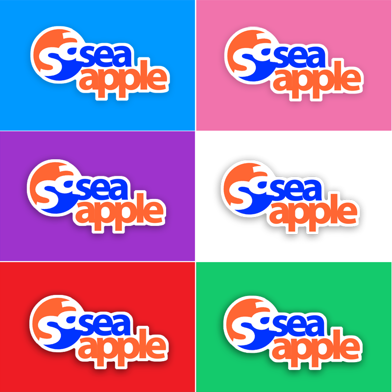 Logo Design by baligraph - Entry No. 117 in the Logo Design Contest Sea Apple logo.