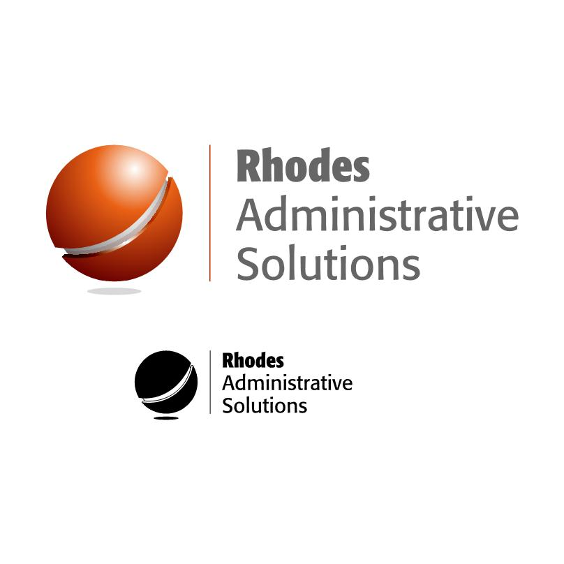Logo Design by luvrenz - Entry No. 27 in the Logo Design Contest Rhodes Administrative Solutions.