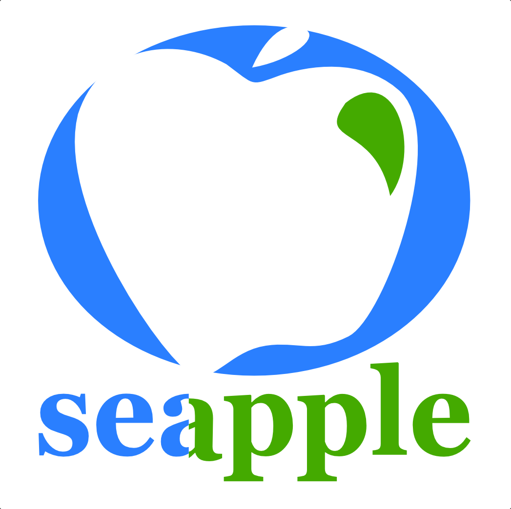 Logo Design by isul - Entry No. 119 in the Logo Design Contest Sea Apple logo.