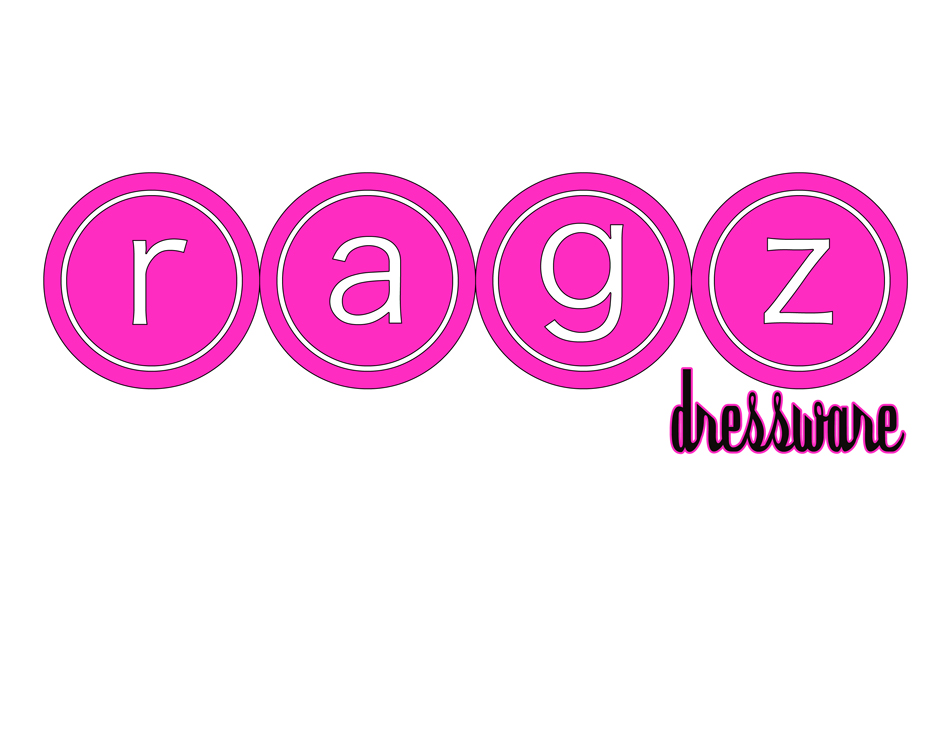Logo Design by KrystalVisions - Entry No. 15 in the Logo Design Contest Ragz Dressware.
