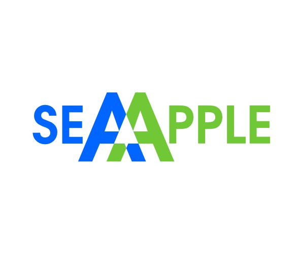Logo Design by isul - Entry No. 122 in the Logo Design Contest Sea Apple logo.
