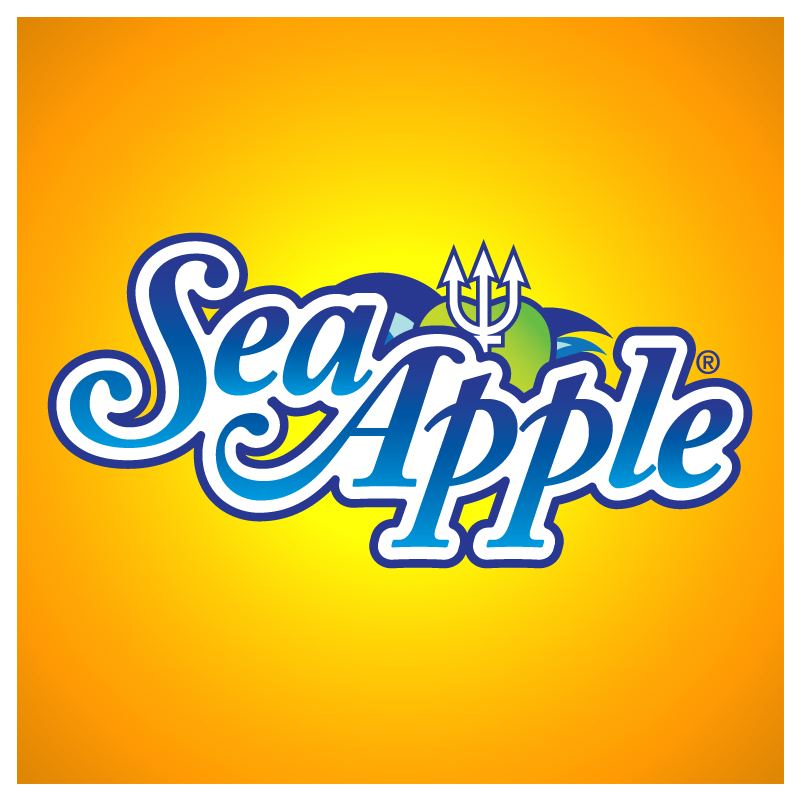 Logo Design by Number-Eight-Design - Entry No. 126 in the Logo Design Contest Sea Apple logo.